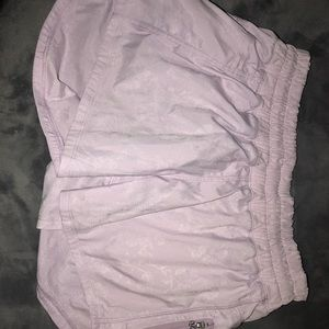 Lululemon Pink Shorts